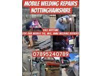 Mobile Welding repairs, service.