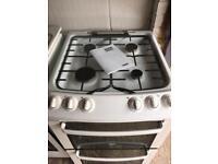 Lovely 55cm White Zanussi Gas Cooker Fully Working Order Just £125 Sittingbourne
