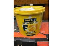 Ball F21 wood block floor Adhesive