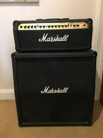 Marshall Valvestate VS100R Head + 4x12 Valvestate Cab