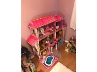 Kidkraft once upon a time Doll's house
