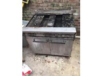 Industrial oven cooker Falcon Dominator