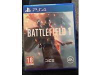 Battlefield 1 mint condition