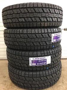 New set of 265/70R17 all terrain winter tires