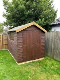 Garden sheds wanted must be in excellent condition