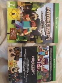 Minecraft family bundle for Xbox one first best offer accepted