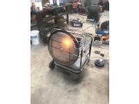 Space heater parts diesel paraffin garage
