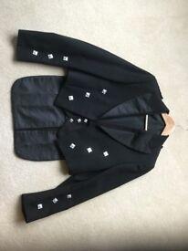 Kilt Jacket Prince Charlie with Waistcoat