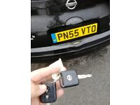 55 plate nissan micra
