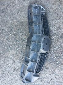 TOYOTA AYGO FRONT BUMPER UPPER TOP GRILL GRILLE 2006 On