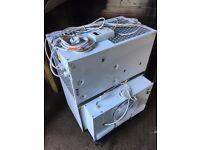 Commercial refridgeration unit for trailer or van. Professional built unit