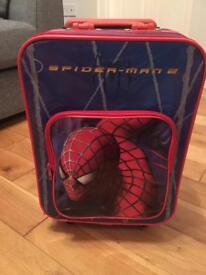 Spider-Man suitcase