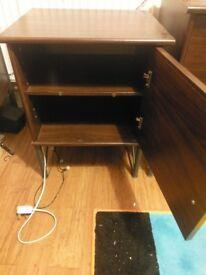 Ikea Trysil bedside table x2