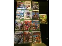 Xbox 360 games £5 each or all for £50