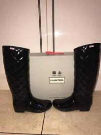 Hunter wellies Wellington boots size 6
