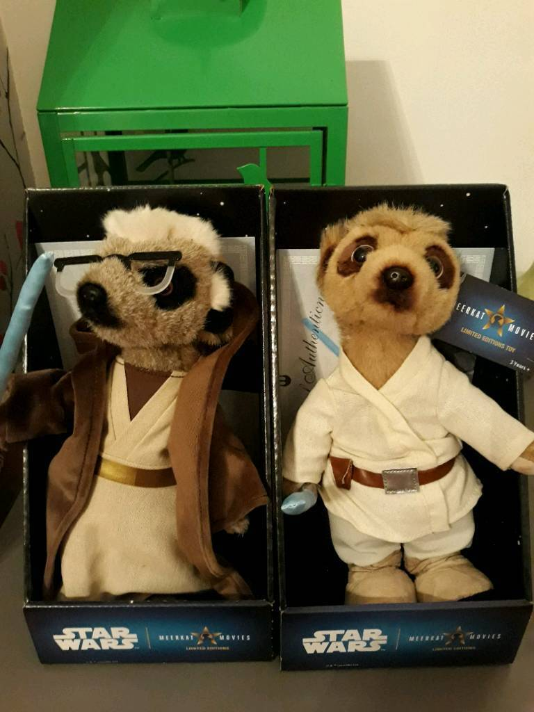 Star wars Meerkats