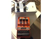 DOD FX80b compressor sustainer effects pedal
