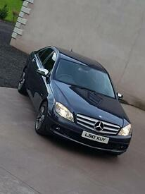 Mercedes C200cdi Blue Efficiency
