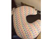 Pregnancy/nursing pillow