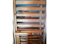 2 cot beds free