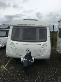 Swift Challenger 530SE (2007) 4 berth touring caravan with motor mover, full awning & lots of extras