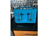 Morphy Richards toaster ( with free matching kettle)