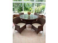 Conservatory Furniture - 5-piece set