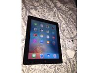 Good condition ipad 3 / 3rd gen 64gb wifi + cellular UNLOCKED black