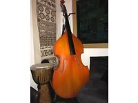 For sale 3/4 Maurice debourde double bass