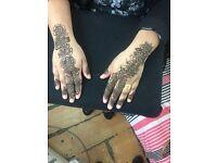 Henna/ mehndi artist