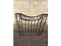 Iron Gate, catch and post - £20