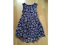 M & S Dress Age 5-5 years.