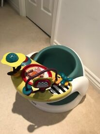 Mamas & Papas Snug Seat with Activity Tray - Great Condition