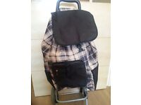 shopping trolley cover to sale at discount price