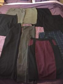 Office/ work wear size 10-12