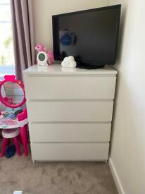 IKEA malm 4 drawers