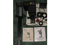 DARKROOM EQUIPMENT - COLOUR ENLARGER, TIMER, COLOUR ANALYSER