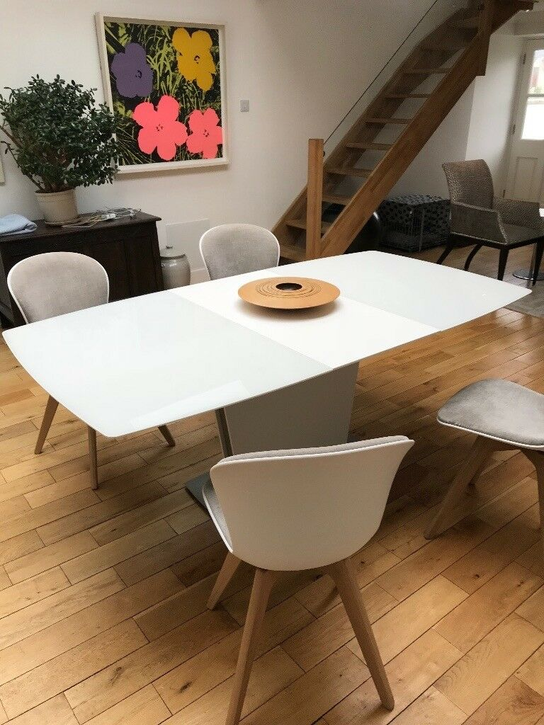 Terrific Bo Concept Milano Extending Dining Table In Anstruther Fife Gumtree Uwap Interior Chair Design Uwaporg
