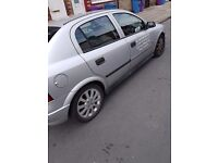 Vauxhall astra 2002 1.6 petrol runer !!!