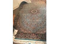 Pesrsian rug