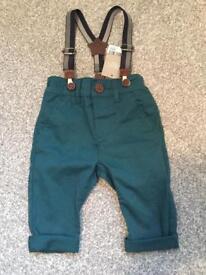 Bnwt next boys trousers