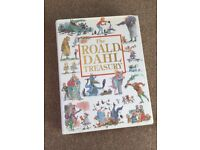 THE ROALD DAHL TREASURY, Joke Book & Revolting Rhymes Bundle