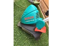 BOSCH COMBITRIM Garden Trimmer in immaculate condition.