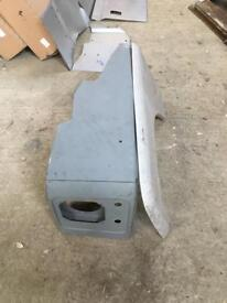 Land Rover series 2a/3 Front Wing, new old stock