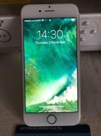 iPhone 6 white 16gb unlocked