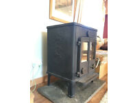 Morso Lion 8kw multifuel / Wood burner / Heating stove. Great condition.