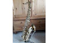 Mk6 tenor saxophone.