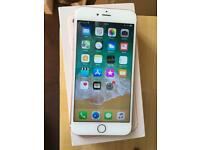 iPhone 6S Plus unlocked Rose Gold Excellent condition