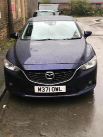 Mazda 6 - 2.2D Nav - 2013