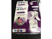 Philips Avent brest manual pump